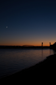 columbia river sunset 047